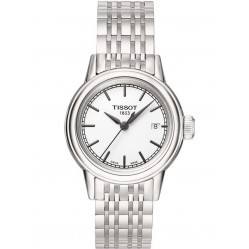 Tissot Ladies T-Classic Carson Bracelet Watch T085.210.11.011.00