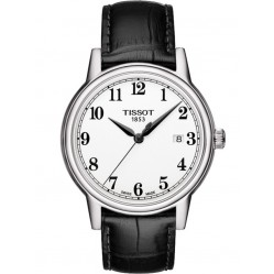 Tissot Mens Black Strap Watch T085.410.16.012.00