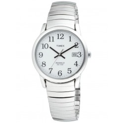 Timex Mens Stainless Steel Bracelet Watch T2H451