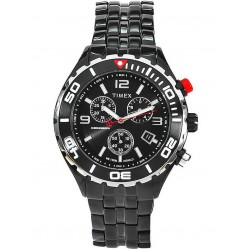 Timex Mens Chronograph Bracelet Watch T2M758
