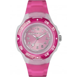 Timex Childrens Marathon Pink Strap Watch T5K3674E