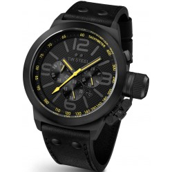 TW Steel Mens Canteen 45mm Strap Watch TW0900