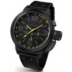 TW Steel Mens Canteen 50mm Strap Watch TW0901