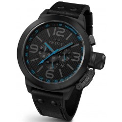 TW Steel Mens Canteen Strap Watch TW0905