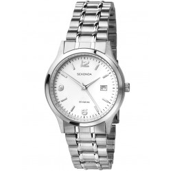 Sekonda Mens Stainless Steel Watch 3729