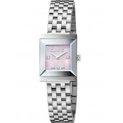 Gucci Ladies G-Frame Watch YA128401