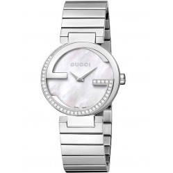 Gucci Ladies Interlocking-G Watch YA133508