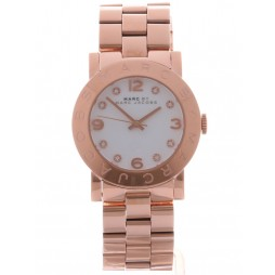 Marc Jacobs Ladies Amy Watch MBM3077