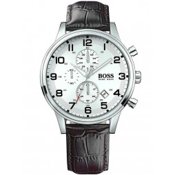 Hugo Boss Mens Strap Watch 1512447