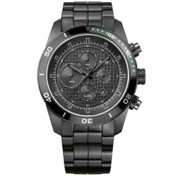 Hugo Boss Mens Chronograph Bracelet Watch 1512658