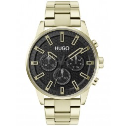 HUGO Mens Seek Watch 1530152