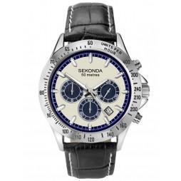 Sekonda Mens Dual Time Watch 1720
