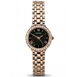 Sekonda Ladies Gold Plated Bracelet Watch 2148