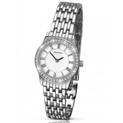 Sekonda Ladies Stone Set Bracelet Watch 2151