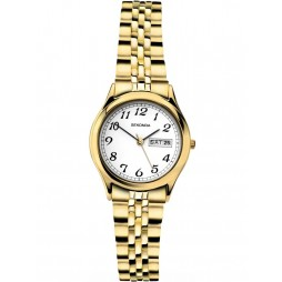 Sekonda Ladies Gold Plated Watch 2196