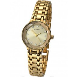 Sekonda Ladies Gold Watch 2201