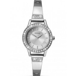 Sekonda Ladies Silver Toned Watch 2238