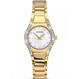 Sekonda Ladies Gold Plated Watch 2239