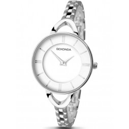 Sekonda Ladies Stainless Steel Bracelet Watch 2283