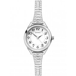 Sekonda Ladies Expandable White Watch 2638