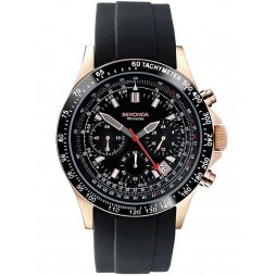 Sekonda Mens Chronograph Watch 3101