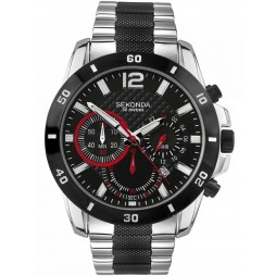 Sekonda Mens Chronograph Watch 3420