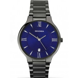 Sekonda Mens Blue Dial Watch 1140