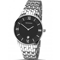 Sekonda Mens Silver Watch 1153