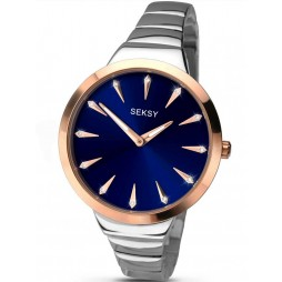 Sekonda Ladies Seksy Two Tone Watch 2216