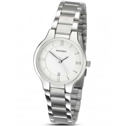 Sekonda Ladies Stainless Steel Bracelet Watch 2300