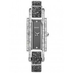 Sekonda Ladies Seksy Swarovski Crystal Bracelet Watch 2584
