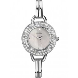 Sekonda Ladies Stone Set Watch 4222