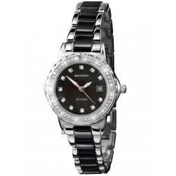 Sekonda Ladies Stone Set Watch 4084