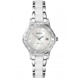 Sekonda Ladies Mother Of Pearl Bracelet Watch 4674