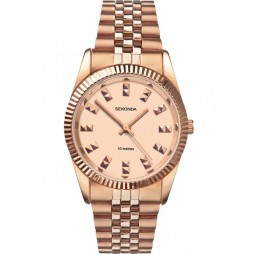 Sekonda Ladies Gold Analogue Watch 2068