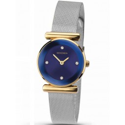 Sekonda Ladies Blue Dial Watch 2291