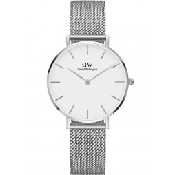 Daniel Wellington Ladies Classic Petite Sterling Watch DW00100164