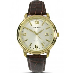 Sekonda Mens Strap Watch 3779