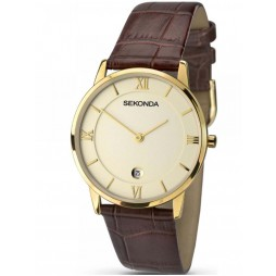 Sekonda Mens Strap Watch 1041