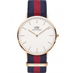 Daniel Wellington Mens Classic Oxford Watch 0101DW