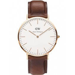 Daniel Wellington Mens Classic St Mawes Watch DW00100006