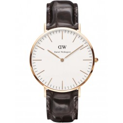 Daniel Wellington Mens Classic York Watch 0111DW