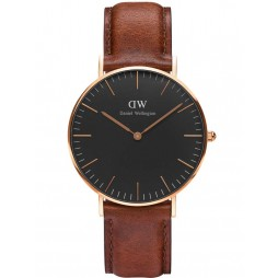 Daniel Wellington Classic Black St Mawes Watch DW00100136