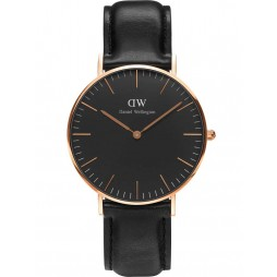 Daniel Wellington Classic Black Sheffield Watch DW00100139