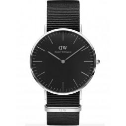 Daniel Wellington Classic Black Cornwall Watch DW00100149