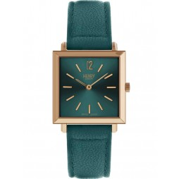 Henry London Ladies Heritage Green Watch HL26-QS-0258