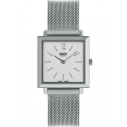 Henry London Ladies Heritage Silver Watch HL26-QM-0265