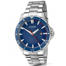 Sekonda Mens Stainless Steel Watch 1060