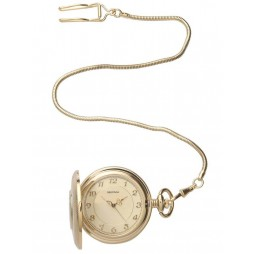 Sekonda Mens Gold Pocket Watch 3469