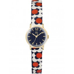 Orla Kiely Ladies Flower Pop Watch OK4040